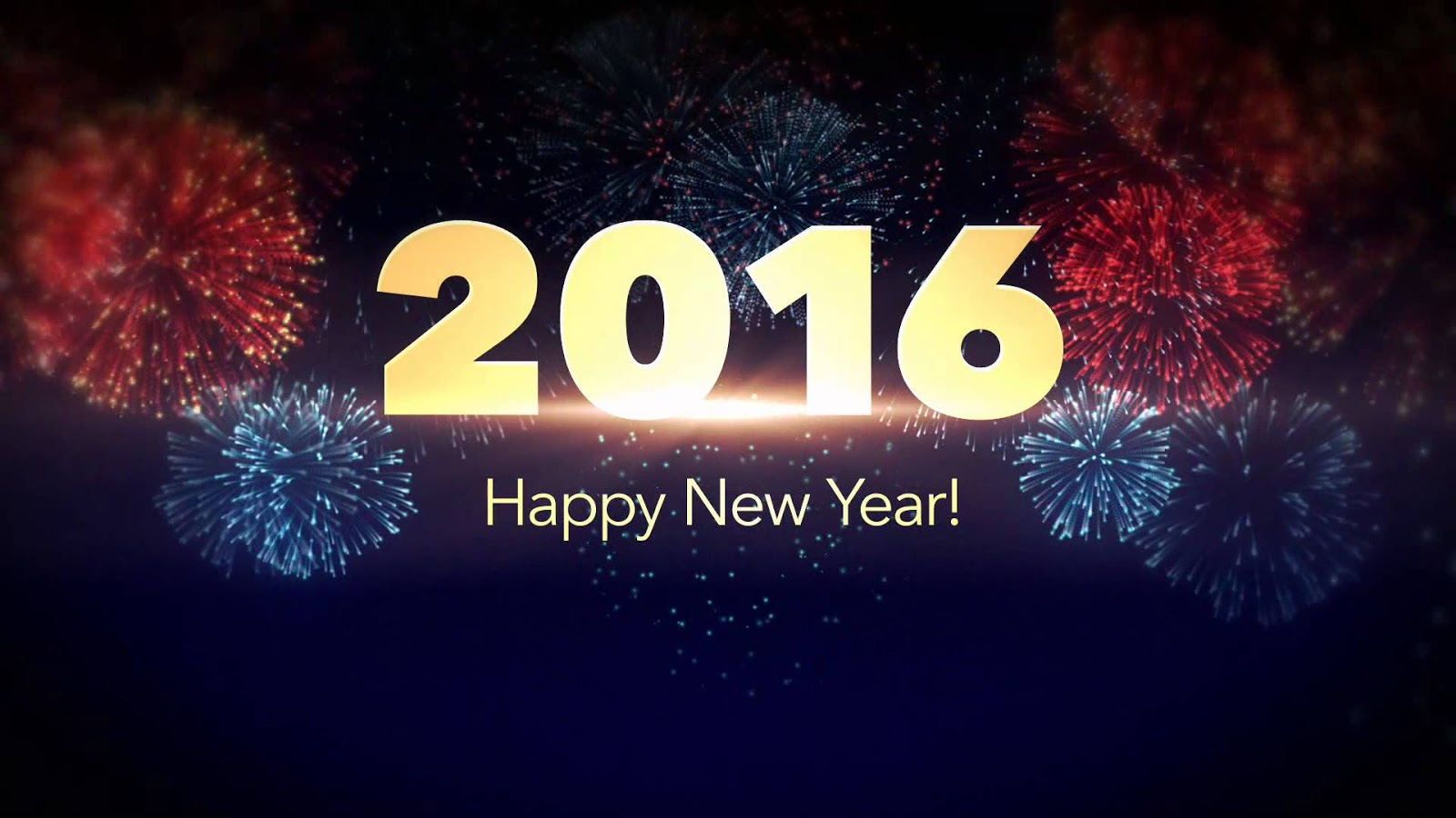 New Year 2016 Message