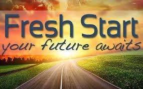 Make A Fresh Start In 2017