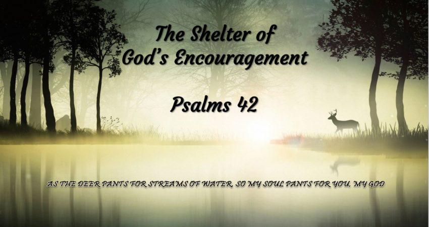 The Shelter of God's Encouragement