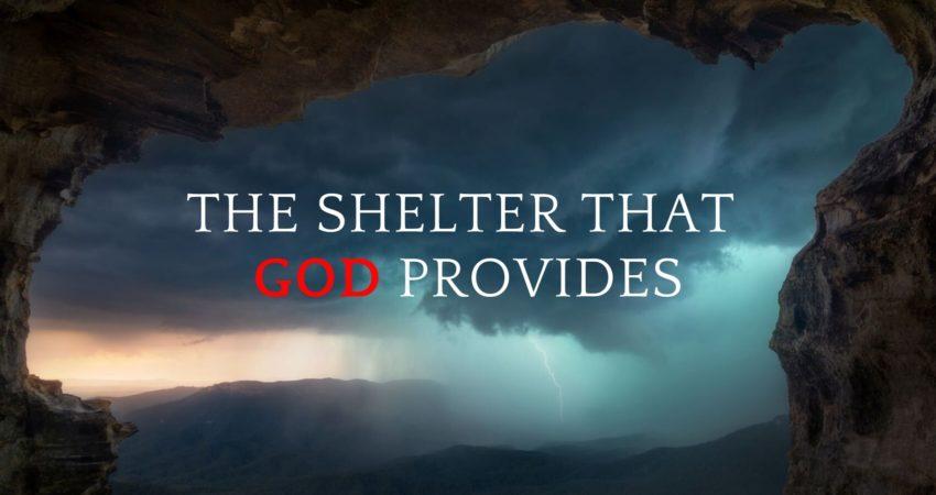 Dwelling in God's Secret Place